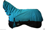 AXIOM 1800D Ballistic Nylon Bright Blue/Blk 300g Combo Blanket