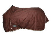 AXIOM 1800D Ballistic Delux Check Super Tough 300g Blanket