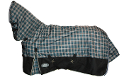 AXIOM 1800D Ballistic Nylon Tartan Green Black Light (No Fill) Mesh CB Sheet