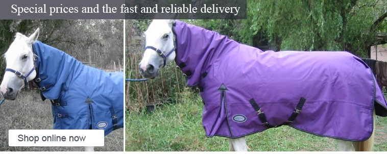 Axiom Best Quality Horse Blankets By